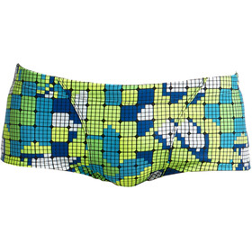 Funky Trunks Classic Trunks Herren glow rider